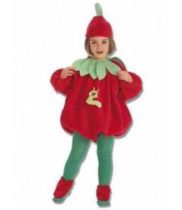 Disfraz De Manzana Infantil