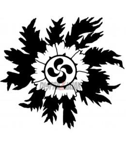 Vinilo Eguzkilore Negro