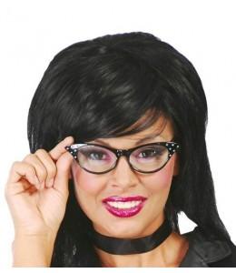 Gafas Años 60 con Brillantes