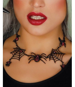Collar Arañas