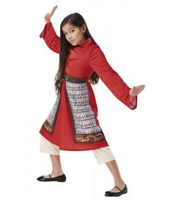 Disfraz de Mulan Classic Infantil