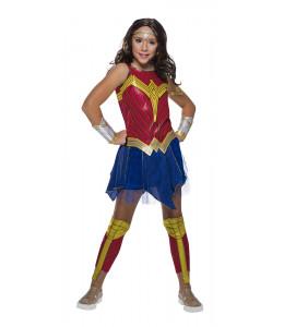 Disfraz de Wonder Woman 1984 Deluxe Infantil