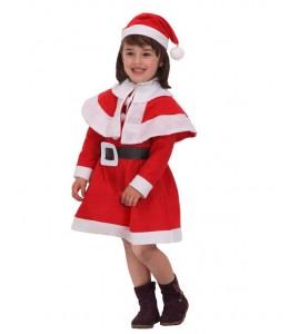 Disfraz de Mama Noel Infantil