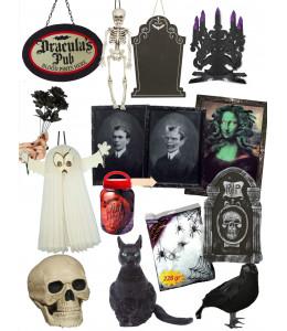 Decoracion Halloween para bares