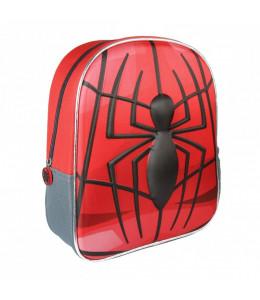 Mochile Spiderman 3D Infantil