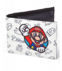 Monedero Super Mario Allovwe Print Nintendo