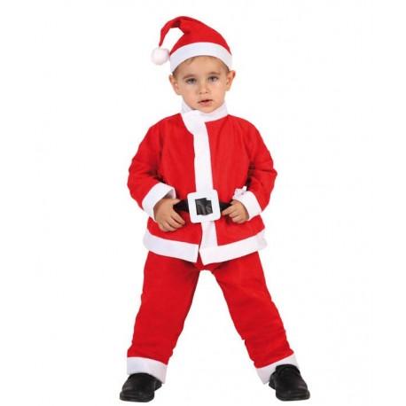 Disfraz de Papa Noel Infantil