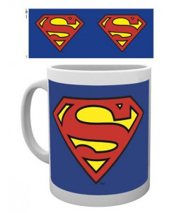 Taza Superman Logo DC Comics
