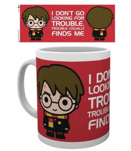 Taza Harry Potter Front And Back