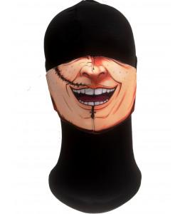 Mascarilla Halloween Muñeco Diabolico Adulto