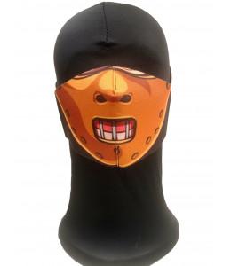Mascarilla Halloween Canibal Adulto