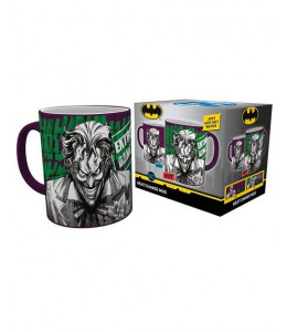 Taza The Joker Sensitiva al Calor DC Comics