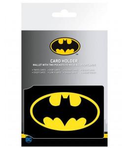 Tarjetero Batman Logo DC comics