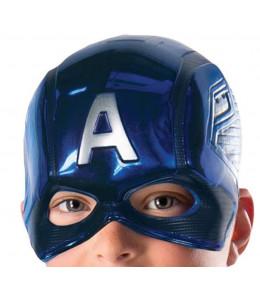 Mascara Capitan America Infantil