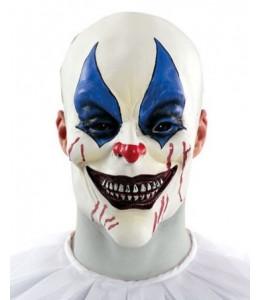 Mascara de Payaso Diabolico Blue