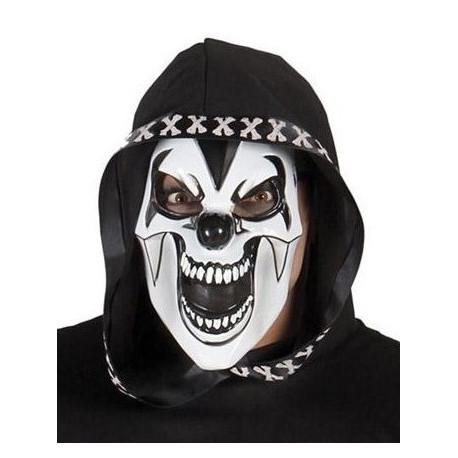 Mascara Payaso del Terror de PVC
