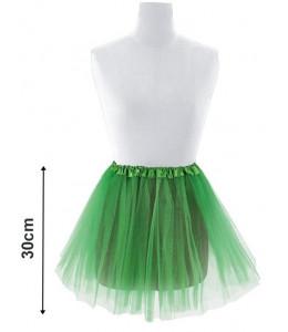 Tutu Verde Oscuro 30cm