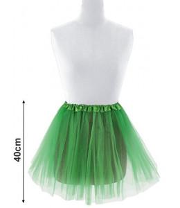 Tutu Verde Oscuro 40cm