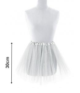Tutu Blanco 30cm