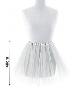 Tutu Blanco 40 cm
