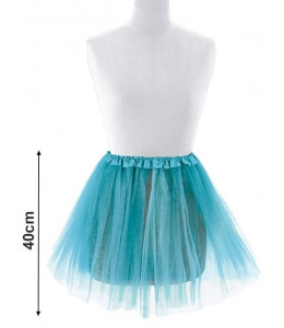 Tutu Azul Claro 40cm