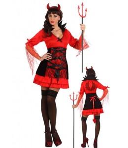 Disfraz de Diablesa sexy
