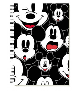Cuaderno Mickey Disney