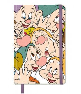 Cuaderno Los Siete Enanitos Disney