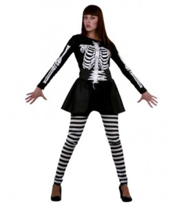 Disfraz de Esqueleton Lady