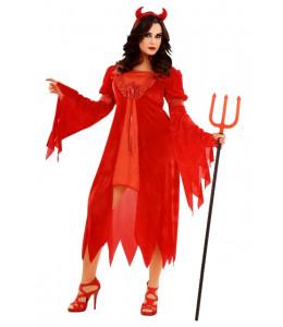 Disfraz de Diablesa Lujo