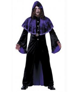 Disfraz de Hechicera Purpura