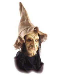 Mascara de Bruja con Saco