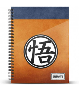 Cuaderno Dragon Ball Simbolo A4