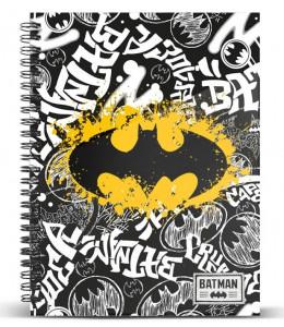 Cuaderno Batman Señal A4