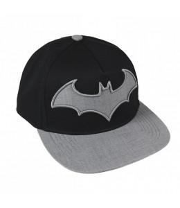 Gorra Batman Logo Visera Plana