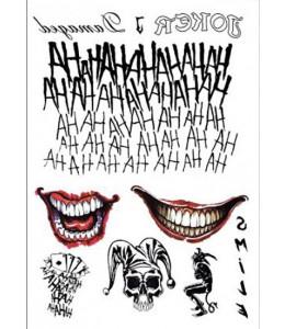 Tatuajes Joker