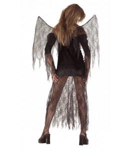 Disfraz de Angel Negro de la Oscuridad