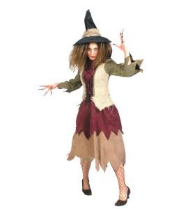 Disfraz de Bruja Akelarre