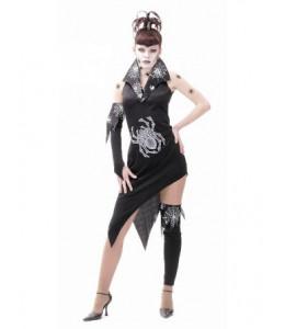 Disfraz de Vampiresa Araña