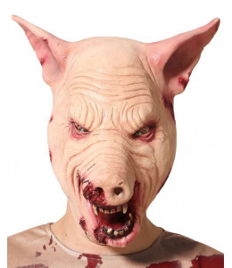 Mascara Cerdo carnivoro