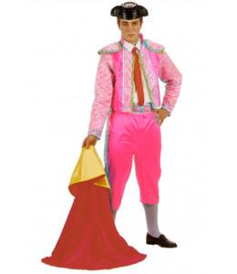Disfraz de Torero Rosa