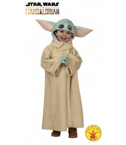 Disfraz de Baby Yoda Bebe