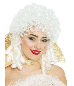Peluca Epoca Maria Antonieta