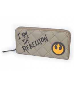 Cartera Star Wars I Am The Rebellion