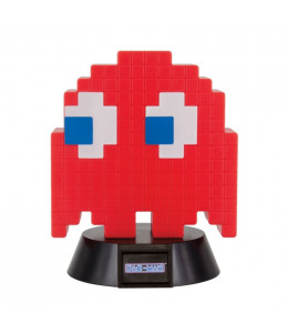 Lampara 3D Blinky - Pac Man