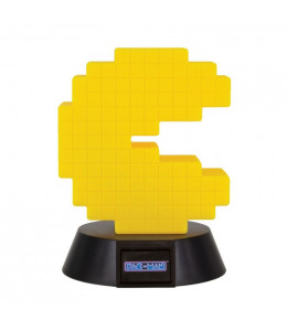 Lampara 3D Pac-Man