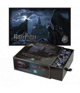 Puzzle Dementores en Hogwats Harry Potter