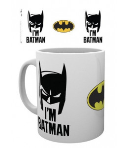 Taza I´m Batman DC Comics