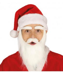 Gorro Papa Noel Lujo