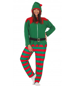Disfraz de Elfo Pijama
